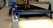 Messer CNC Plasma Cutting