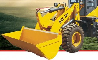 Articulated Wheel Loader (KEL 180) Heavy Duty