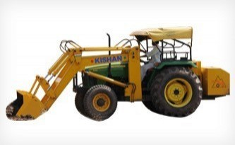 Hydraulic Tractor Loaders for Agriculture & Soil Digging
