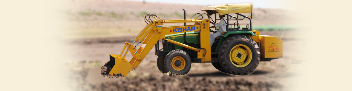 We offer complete hydraulic solutions for agriculture & irrigation | Kishan Equipments