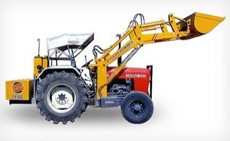 Tractor Mounted Front End Loaders